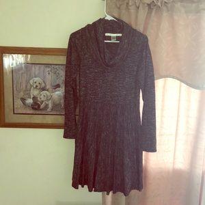 Midi sweater dress.   Excellent condition